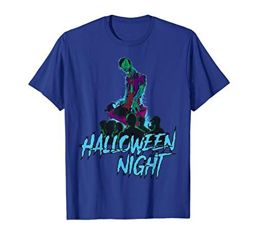 Homemade Dj Halloween Costume (Halloween Night Party Costume Shirt with DJ &)