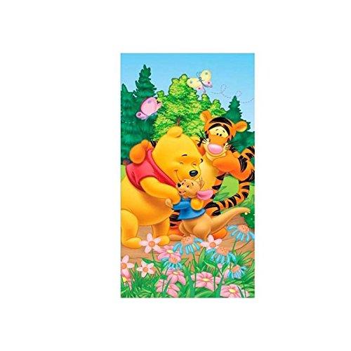 Winnie The Pooh Beach Towel - 2
