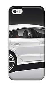 Iphone 5/5s Audi S5 2 Print High Quality Tpu Gel Frame Case Cover