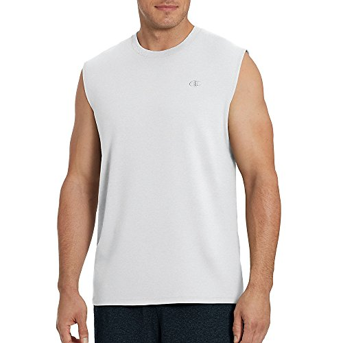 (Champion Men's Classic Jersey Muscle Tee Shirt)
