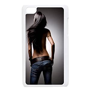 T-H-E-I3051551 Phone Back Case Customized Art Print Design Hard Shell Protection Ipod Touch 4