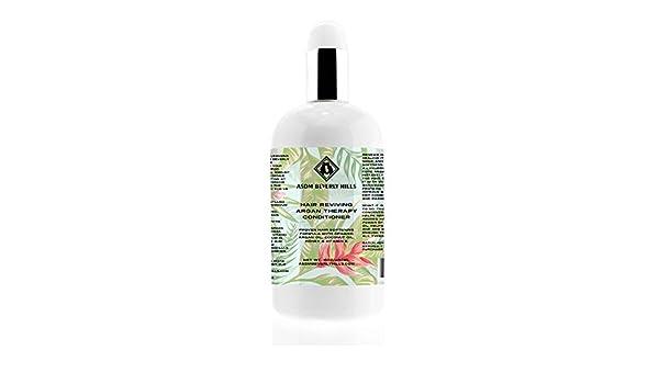 Acondicionador para el cabello de Argán - Con aceite de coco, Vitamina E y Vitamina B5: Amazon.es: Belleza