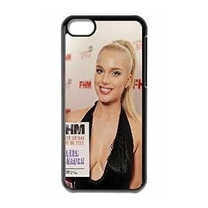 iphone5c Cell phone case Black ha06 helen flanagan girl face QWW5548236