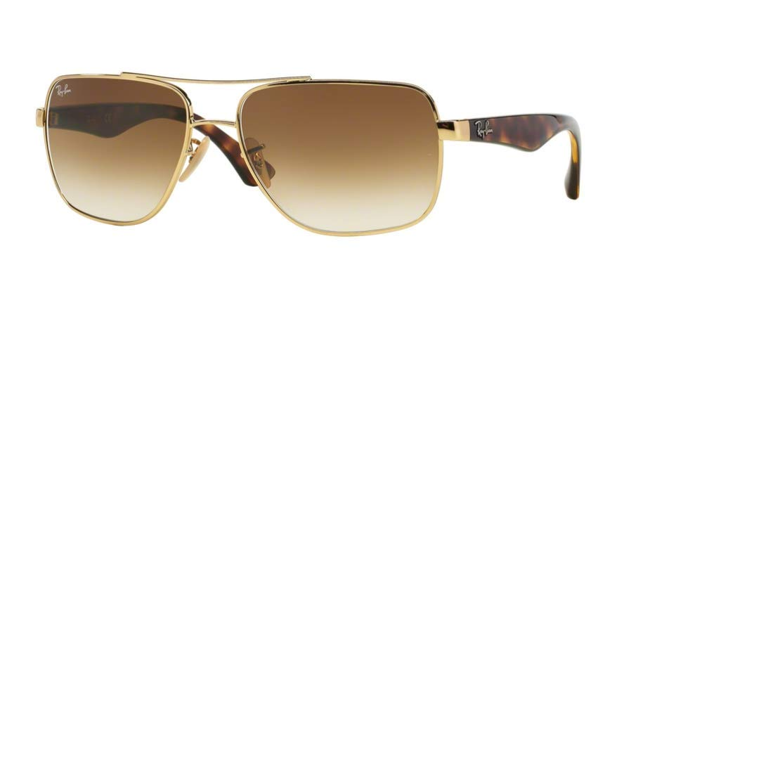 Amazon.com: Ray Ban RB3483 - Gafas de sol (2.362 in), 60 mm ...