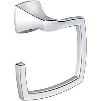 Delta Faucet 128886 Dryden Towel Ring Polished Chrome