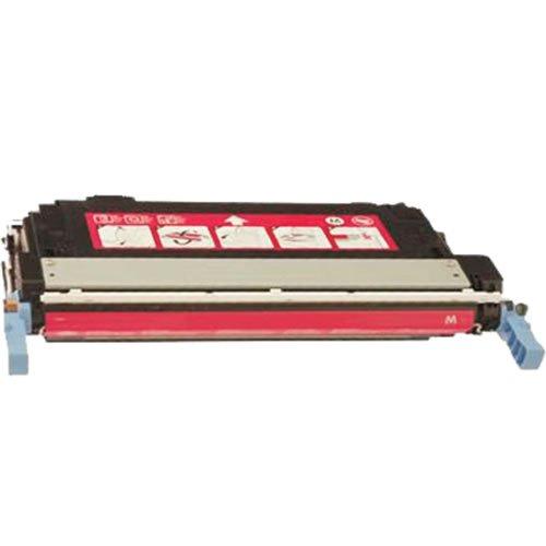 Do it Wiser Compatible Magenta Toner For Lexmark Color Laser C734 C734DN C734DTN C734DW C734N C736DN C736DTN C736N X734DE X736DE X738DE X738DTE - C734A1MG - Yield 6,000 Pages (Color Printer C736dn Laser)