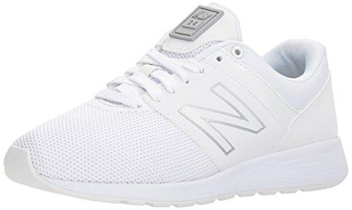 Ny Balanse Kvinners 24v1 Sneaker Hvit