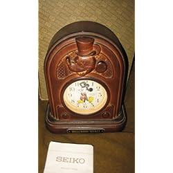 Mickey Mouse Seiko Clock Hollywood Mickey