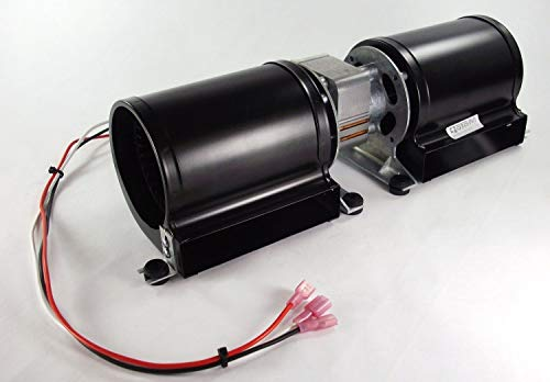 Fireplace Blower for Osburn, Nordica Fireplace, Valley Comfort, Pacific; Rotom ()