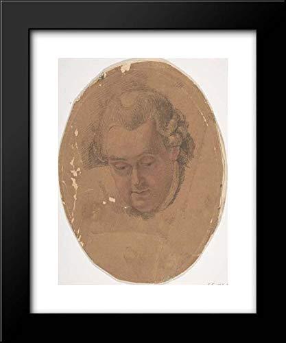 Francesco Bartolozzi - John Singleton Copley - William Cavendish-Bentinck, 3rd Duke of Portland - 15x18 Framed Museum Art Print- Wiliam Henry Cavendish Bentinck, 3rd Duke of Portland