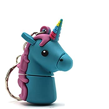 Amazon dbigness cartoon unicorn pvc usb flash drive 20 sundiao lovely cartoon unicorn pvc usb flash drive 20 cute gift usb flash memory disk usb negle Image collections