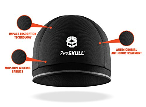 Amazon.com   2nd Skull Protective Skull Cap. Protective Headgear with  Impact Absorbing Technology.   Sports   Outdoors 078868634df0