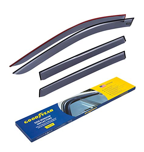 nissan rogue window deflector - 1