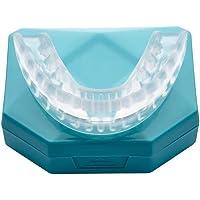 Nuevo Fèrula Dental Placa Nocturna Protector Bucal para Dormir Apnea del Sueño Anti Ronquidos Roncar
