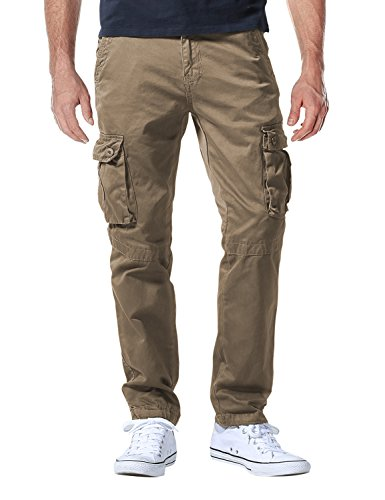 Athletic Cargo Pants - 3