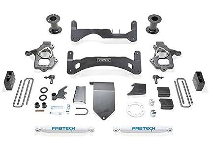 Amazon com: Fabtech FTS21171 Coil Spring Spacer: Automotive