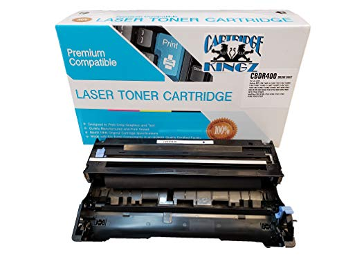 (Cartridge Kingz DR400 Compatible Drum Unit Cartridge for use in Brother Printers. Yields up to 20,000 Pages)