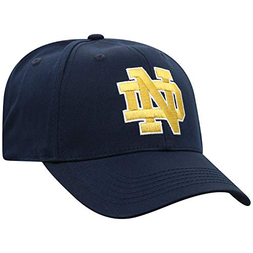 517b6a6dbe5c5 ... Fighting Irish ND Top of the World NCAA Men s Hat Fitted Team Icon.  Free Shipping Free Shipping