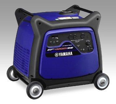 ヤマハ 4.0kVA防音型インバーター発電機 EF4000ISE