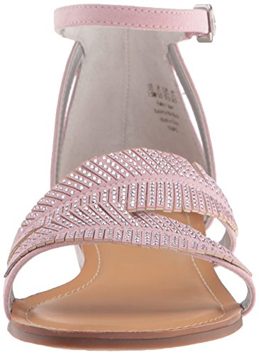 Carlos Di Carlos Santana Womens Tempo Dress Sandalo Blush Rose
