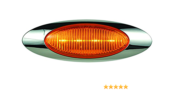 Optronics 11212704P Amber LED Marker Light