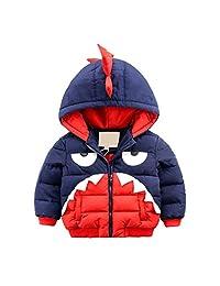 TAOQIAN 11 Children Dimensional Cartoon Animal Pattern Jacket Coat