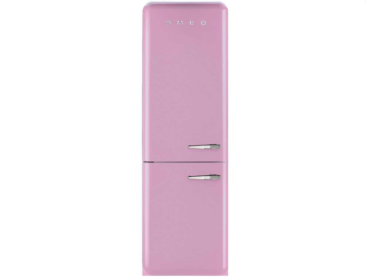 Smeg Kühlschrank Rosa : Smeg fab lron kühlschrank a kühlteil liters