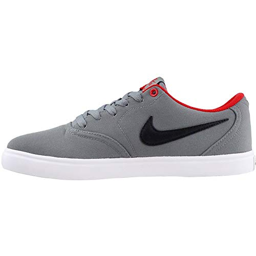 Skateboard University Black Scarpe Cnvs Sb Bambino Da Red Nike Grey Solar Check Wht TYcaB
