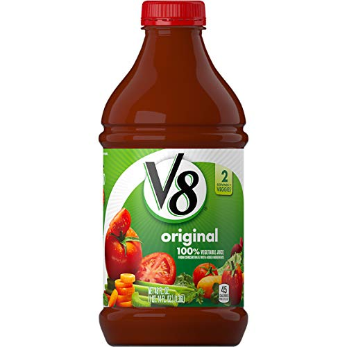 V8 Original 100% Vegetable Juice, 46 oz. ()