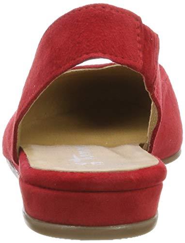 22 Rosso Alla lipstick 1 Tamaris Cinturino Donna 29406 Scarpe 515 Con 1 Caviglia nStHwp