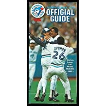 Toronto Blue Jays Official Guide 1986