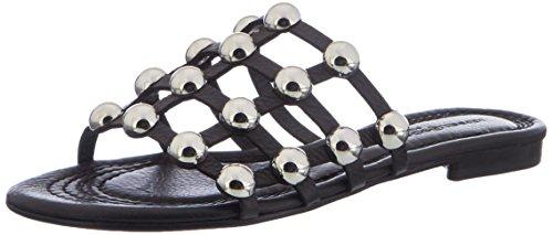 Kennel Og Schmenger Sko Fabrik Damer Elle-95.990 Sandaler Sort (sort / Silver) gWJD3GYl