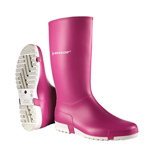Dunlop Ladies Sport Wellington Pink (Pink 003) tGEH8aWG5f