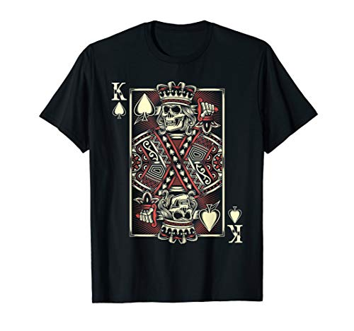 earts Playing Card T-Shirt ()