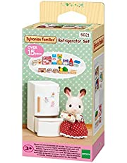 Sylvanian Families Refrigerator Set,Furniture