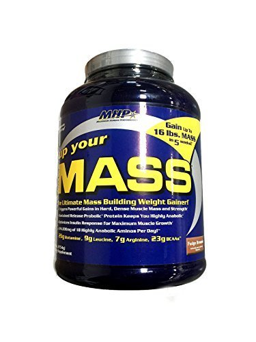 MHP - Up Your Mass Fudge Brownie - 4.7 lbs by MHP
