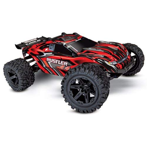 Rustler 4X4: 1/10-scale 4WD Stadium Truck from Traxxas