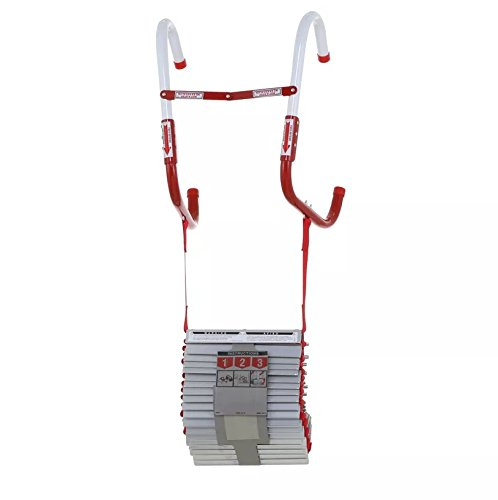 Kidde 468094 Three Story Fire Escape Ladder With Anti Slip