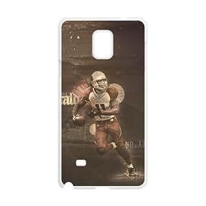 Arizona Cardinals Samsung Galaxy Note 4 Cell Phone Case White 218y3-118697
