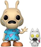 Funko Pop Television Modern Life-Rocko and Spunky (Styles May Vary) Collectible Toy