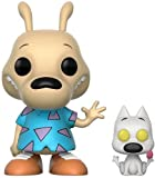 Funko Pop! Television: Rocko's Modern Life - Rocko & Spunky (Styles May Vary) Collectible Toy