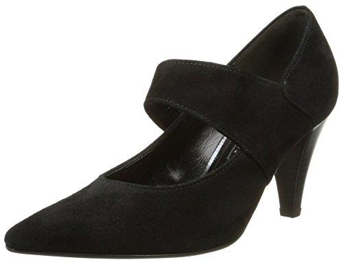 Gabor31-282-17 - Zapatos de Vestir mujer negro - Noir (Schwarz)