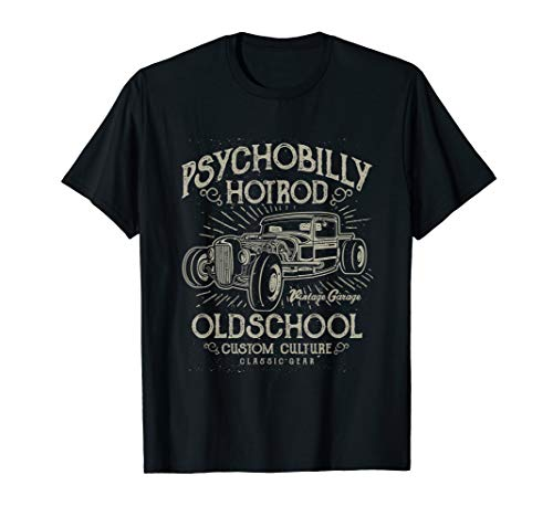 Rat Rod T Shirt