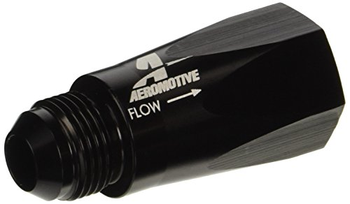 Aeromotive 15107 In-Line Full Flow Check Valve (Male -10 AN inlet, Female -10 AN outlet)