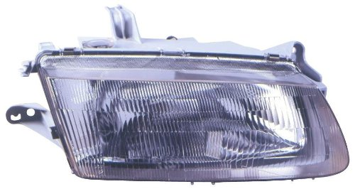 Depo 316-1111L-AS Mazda 323/Protege Driver Side Replacement Headlight Assembly