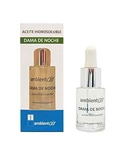 Ambientair Aceite perfumado - Aceite hidrosoluble para humidificador, aroma Dama de Noche, 15 ml