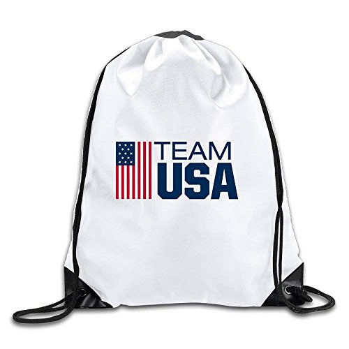 Team USA Boxing 2016 String Drawstring Bag Backpack by crystars