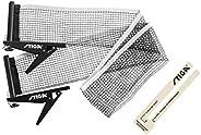 """STIGA Premium Clipper 72"""" Net and Post Set, T1566,"""