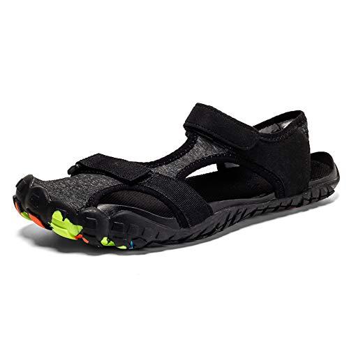 Gaatpot Strandsandalen Herren Damen rutschfest Barfußschuhe Sommer Outdoor Strand Wanderschuhe Wasserschuhe Trekking Wandern Schuhe 36-47 EU