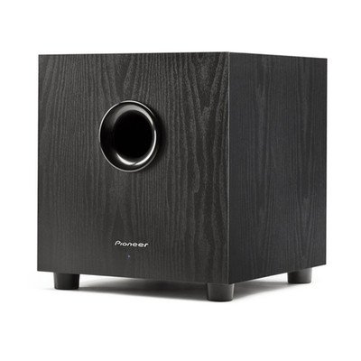 100-Watt Powered Subwoofer, Andrew Jones Designed ( 2 PACK ) BY NETCNA